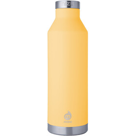 MIZU V8 Enduro Bidón 800ml con Tapa Acero Inoxidable, harvest gold